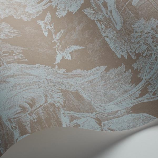 papier peint versailles cole and son. Black Bedroom Furniture Sets. Home Design Ideas