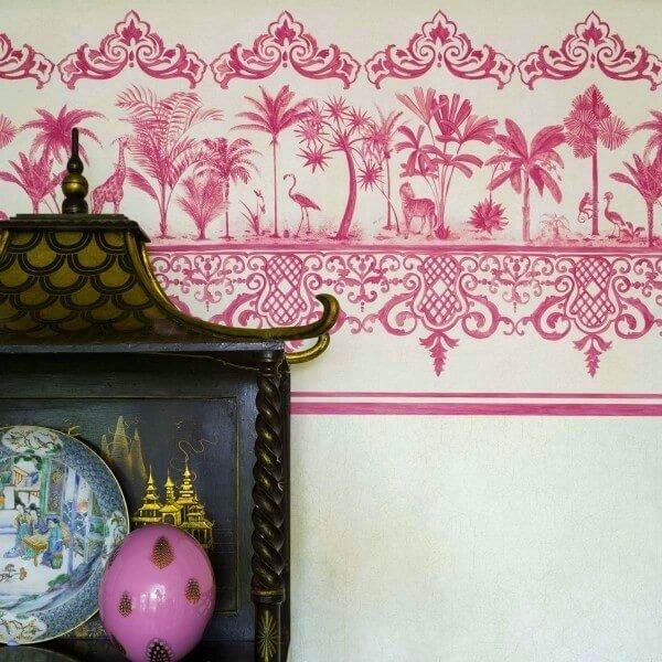 bordure rousseau cole and son. Black Bedroom Furniture Sets. Home Design Ideas