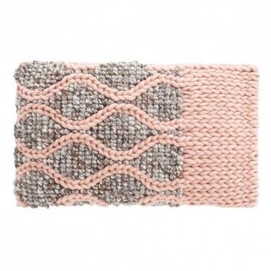 Coussin Rhombus Pink Gan Rugs