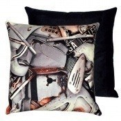 Coussin Furie Terre Jean Paul Gaultier