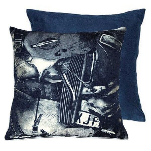 coussin emile jean paul gaultier. Black Bedroom Furniture Sets. Home Design Ideas