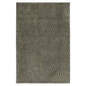 Tapis Curve 300x400 cm Olive Sahco
