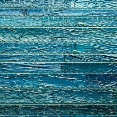 Revêtement mural Calayan Turquoise Arte