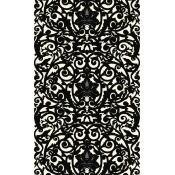 Papier peint Birdcage Grande Largeur Black/Ivory Timorous Beasties