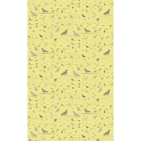 Pigeon Toile Wallpaper Timorous Beasties