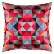 Coussin Bold Cubism Picasso Red 40x40 cm Mariska Meijers