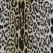 Velours Leopard Beige Nobilis
