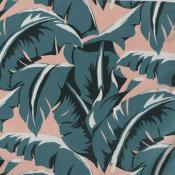 Tissu Cocoa Beach Turquoise Nobilis