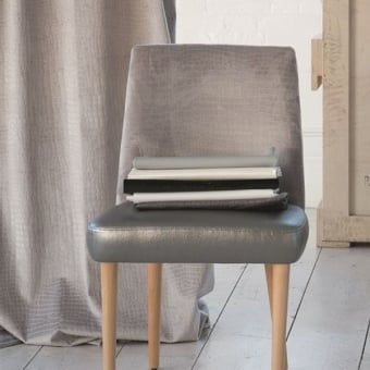 Mojave Faux Leather Alabaster Designers Guild