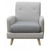 Fauteuil Elipse Normal Designers Guild