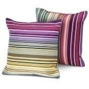 Coussin Claremont Carré Printemps Missoni Home