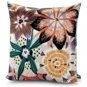 Coussin Passiflora Giant Grand Carré Multicolor Missoni Home