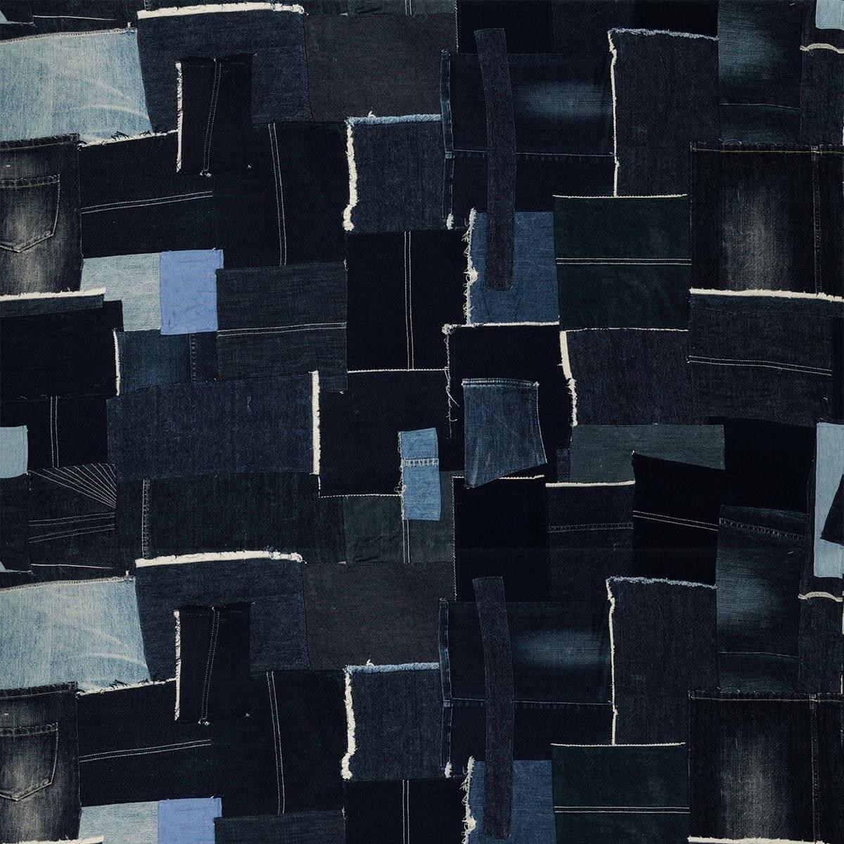 tissu patch jean paul gaultier. Black Bedroom Furniture Sets. Home Design Ideas