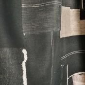 Tissu Patch Indigo Jean Paul Gaultier