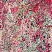 Tissu Chimère Rose Lalie Design