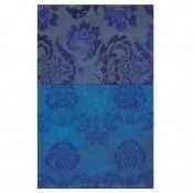 Tapis Kashgar Indigo 160x260 cm Designers Guild