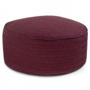 Pouf Pallina Leigh Prune Missoni Home