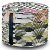 Cylindre Patch Multicolore Missoni Home