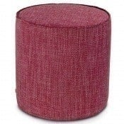 Pouf cylindrique Moomba Rose Missoni Home