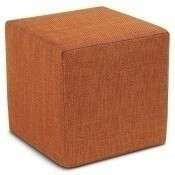 Pouf cube Moomba Orange Missoni Home
