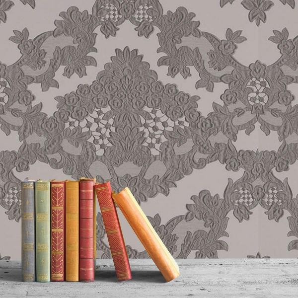 papier peint macarena galuchat christian lacroix. Black Bedroom Furniture Sets. Home Design Ideas
