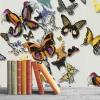 Papier peint  Butterfly Parade Christian Lacroix