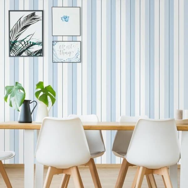 papier peint aiden stripe ralph lauren. Black Bedroom Furniture Sets. Home Design Ideas