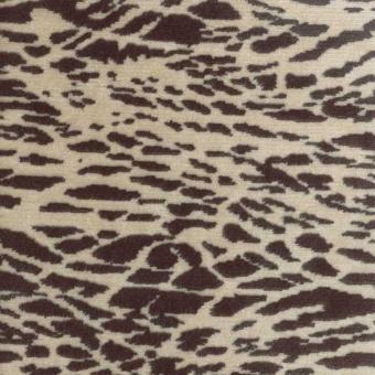 Campden Velvet Grey ivory Andrew Martin