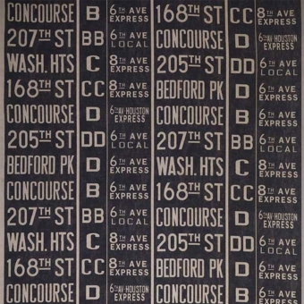 Concourse Fabric Charcoal Andrew Martin
