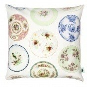 Coussin Colorful Porcelain Multicolore Studio Ditte
