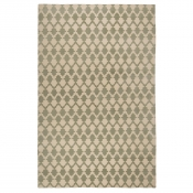 Tapis Lattice Mist Grey 90x150 cm Niki Jones