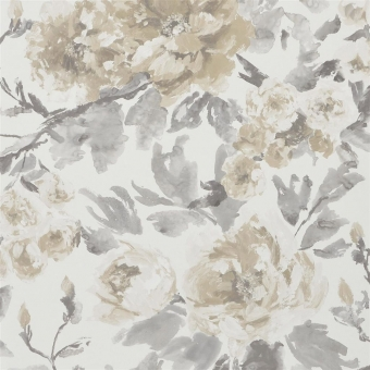Shanghai Garden Wallpaper Ecru Designers Guild
