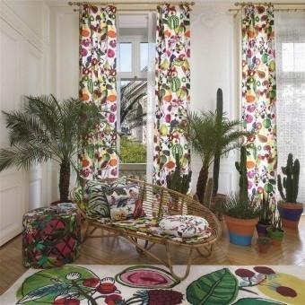 Manaos Fabric Perroquet Christian Lacroix