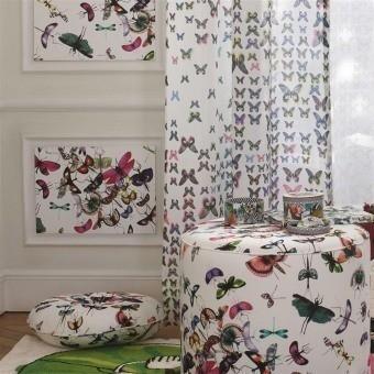 Mariposa Fabric Perroquet Christian Lacroix