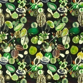 Soft Manaos Velvet Onyx Christian Lacroix
