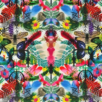 Caribe Fabric Perroquet Christian Lacroix