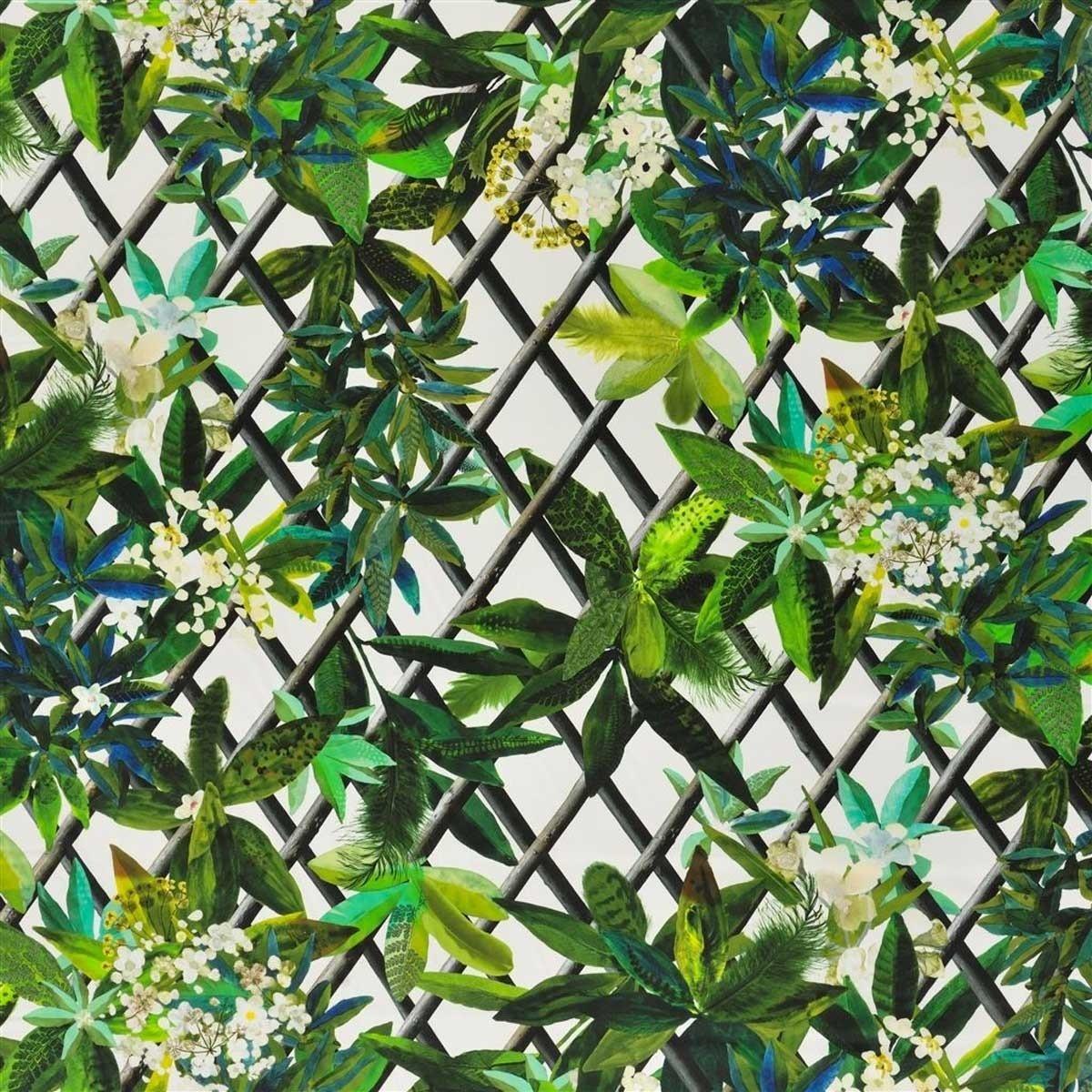 tissu canopy christian lacroix. Black Bedroom Furniture Sets. Home Design Ideas
