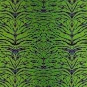 Tissu Pantigre Malachite Christian Lacroix