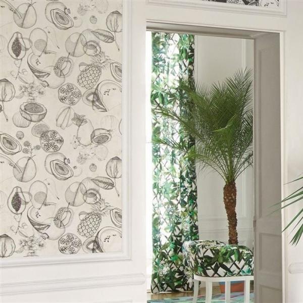 papier peint parati christian lacroix. Black Bedroom Furniture Sets. Home Design Ideas