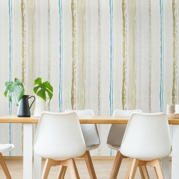 papier peint aquarelle nobilis. Black Bedroom Furniture Sets. Home Design Ideas
