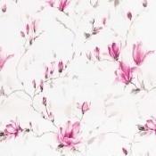 Tissu Magnolia Garden Fushia Nina Campbell