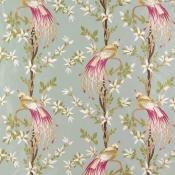 Tissu Paradiso Celadon Nina Campbell