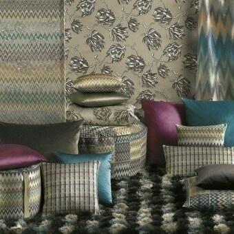 Masuleh Fabric Bleu Missoni Home