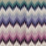 Tissu Phrae Multicolore Missoni Home