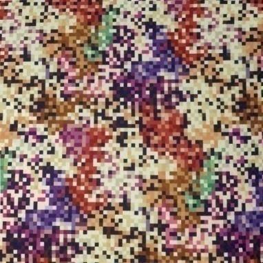 Tissu Lobos Multicolore Missoni Home