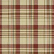 Tissu Westbrook Plaid Antique Red Ralph Lauren