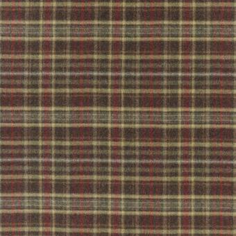 Fyfield plaid Wool Woodland Ralph Lauren