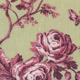 Voile Ashfield Floral Vintage blush Ralph Lauren