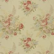 Tissu Angela Floral Cream Ralph Lauren