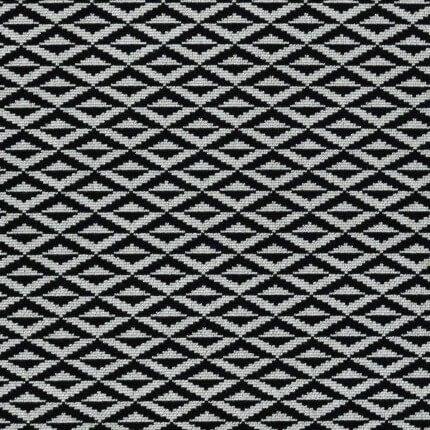 Tissu Origami Lelièvre Poivre 0486-08 Lelièvre